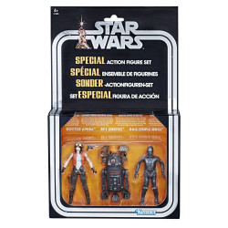 DOCTOR APHRA COMIC SET STAR WARS PREMIUM VINTAGE COLLECTION ACTION FIGURE