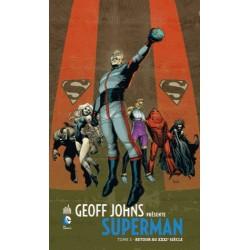 GEOFF JOHNS PRESENTE SUPERMAN T03