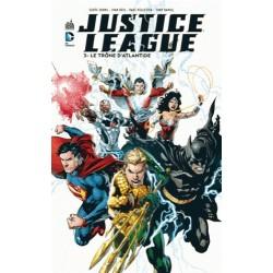 JUSTICE LEAGUE T3