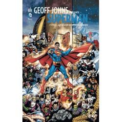 GEOFF JOHNS PRESENTE SUPERMAN T04