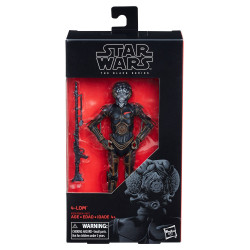 4-LOM STAR WARS EPISODE V BLACK SERIES FIGURINE 2018 15 CM