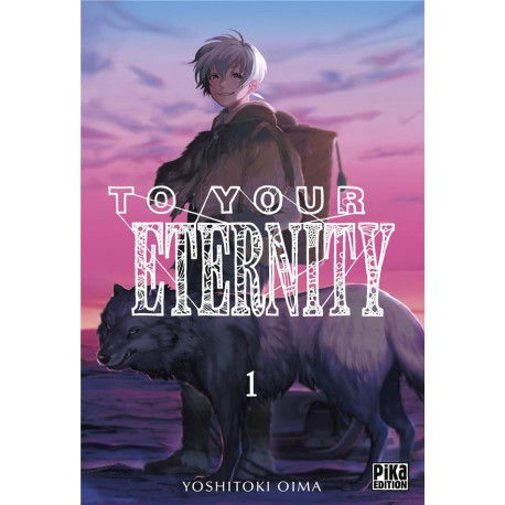 TO YOUR ETERNITY T01