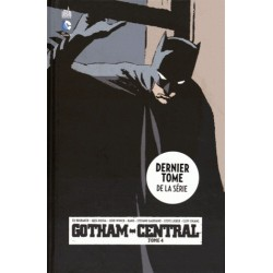 GOTHAM CENTRAL T4