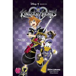 KINGDOM HEARTS L'INTEGRALE T06