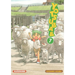 YOTSUBA - TOME 7 - VOL7
