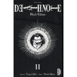 DEATH NOTE BLACK EDITION T2