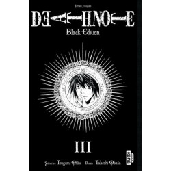 DEATH NOTE BLACK EDITION T3