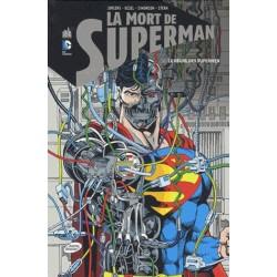 LA MORT DE SUPERMAN T2