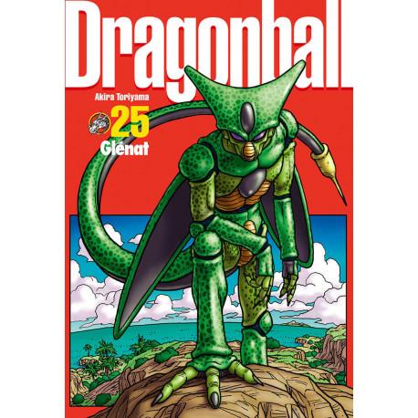 DRAGON BALL PERFECT EDITION - TOME 25