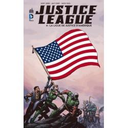 JUSTICE LEAGUE T4