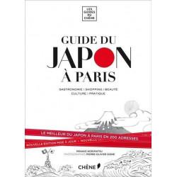 GUIDE DU JAPON A PARIS