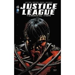 JUSTICE LEAGUE T7