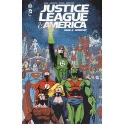 JUSTICE LEAGUE OF AMERICA T0 : ANNEE UN