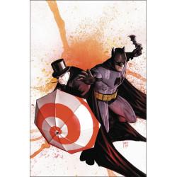 BATMAN TP VOL 9 THE TYRANT WING