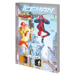 ICEMAN AND HIS AMAZING FRIENDS TP