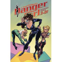 DANGER GIRL DANGEROUS VISIONS 3-D