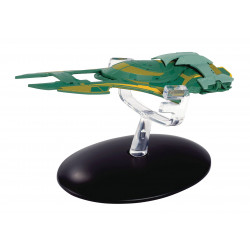 XINDI PRIMATE STARSHIP STAR TREK STARSHIPS NUMERO 137