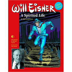 WILL EISNER A SPIRITED LIFE HC