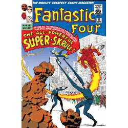 TRUE BELIEVERS FANTASTIC FOUR SUPER-SKRULL