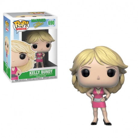 KELLY BUNDY MARRIED WITH CHILDREN POP! TV VYNIL FIGURE