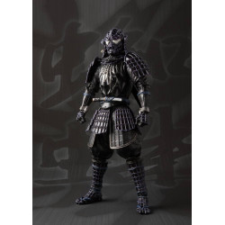 SAMURAI BLACK SPIDER-MAN MEISHO ACTION FIGURE