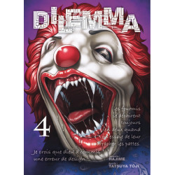 DILEMMA - TOME 4 - VOL04