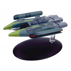 VAADWAUR ASSAULT FIGHTER STAR TREK STARSHIPS NUMERO 139