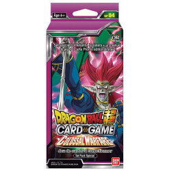 COLOSSAL WARFAE DRAGONBALL SUPER CARD GAME SPECIAL PACK