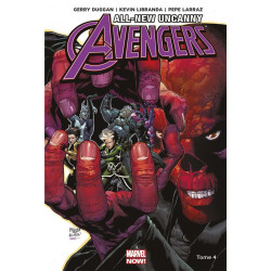 ALL-NEW UNCANNY AVENGERS T4