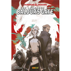 DUNGEONS & DRAGONS - LES LEGENDES DE BALDUR'S GATE