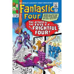 TRUE BELIEVERS FANTASTIC FOUR FRIGHTFUL FOUR