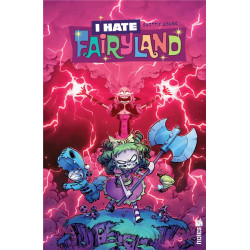 I HATE FAIRYLAND TOME 4
