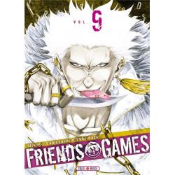 FRIENDS GAMES 09 - T9
