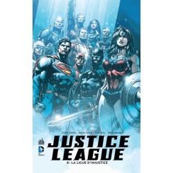 JUSTICE LEAGUE T8