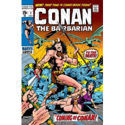 TRUE BELIEVERS CONAN THE BARBARIAN 1