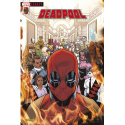 MARVEL LEGACY - DEADPOOL N 7