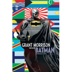 GRANT MORRISON PRESENTE BATMAN INTEGRALE TOME 4