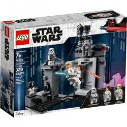 DEATH STAR ESCAPE STAR WARS LEGO BOX 75229