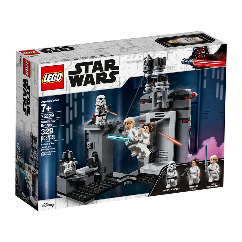 Le topic de la petite brique LEGO - Page 2 Death-star-escape-star-wars-lego-box-75229