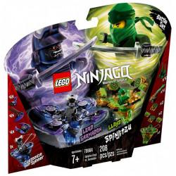 LORD GARMADON AND LOYD SPINJITZU NINJAGO LEGO 70664