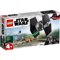 TIE FIGHTER ATTACK STAR WARS LEGO BOX 75237