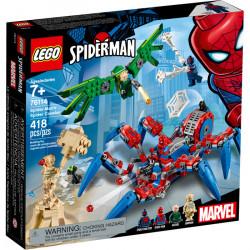 SPIDER-MAN'S SPIDER CRAWLER SPIDER-MAN MARVEL LEGO 76114