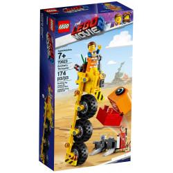 EMMET'S THRICYCLE LEGO MOVIE 2 BOX 70823
