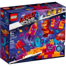 QUEEN WATEVRA'S BUILD WHATEVER BOX LEGO MOVIE 2 BOX 70825
