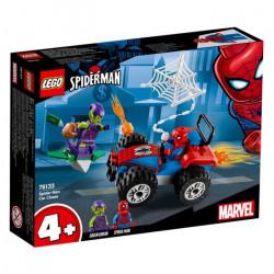 SPIDER-MAN CAR CHASE SPIDER-MAN MARVEL LEGO 76133