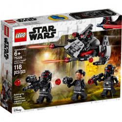 INFERNO SQUAD BATTLE PACK STAR WARS LEGO BOX 75226