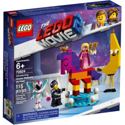 INTRODUCING QUEEN WATEVRA WA'NABI LEGO MOVIE 2 BOX 70824