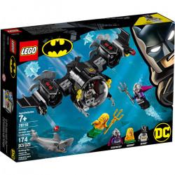 BATSUB AND THE UNDERWATER CLASH BATMAN LEGO BOX 76116