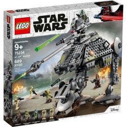 AT-AP STAR WARS LEGO BOX 75234