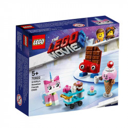 UNIKITTY'S SWEETEST FRIENDS EVER LEGO MOVIE 2 BOX 70822